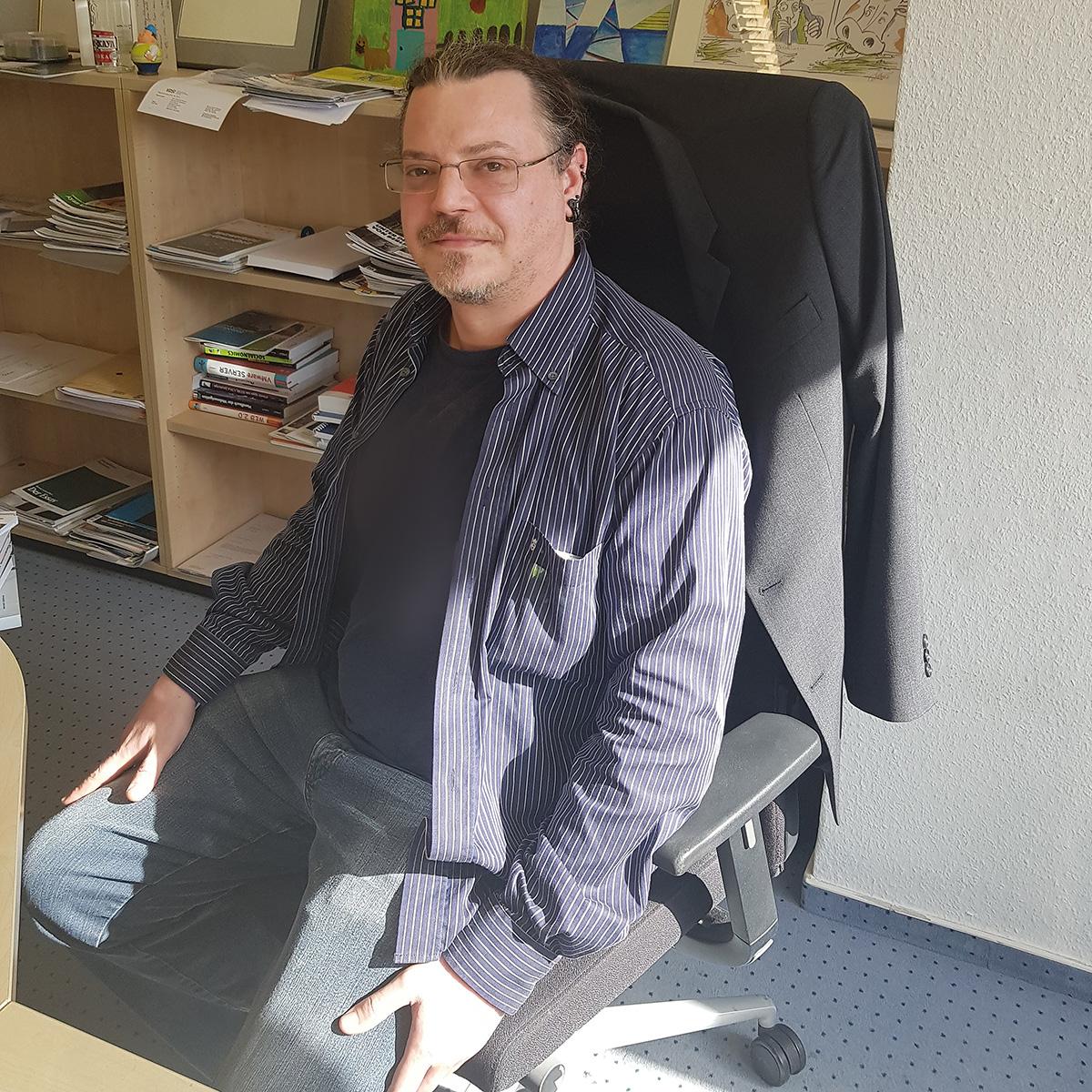 Christian Hechtberger, Sicherheitsbeauftragter