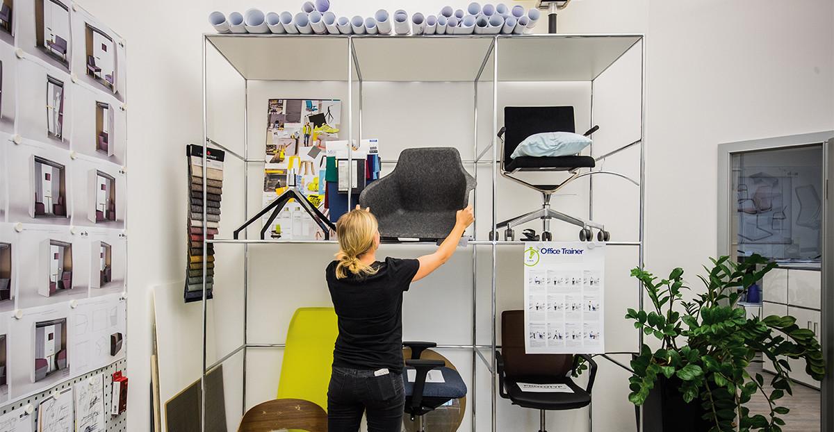Büromöbelhersteller Dauphin