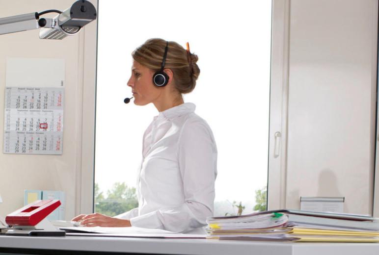 Gesund Arbeiten im Büro