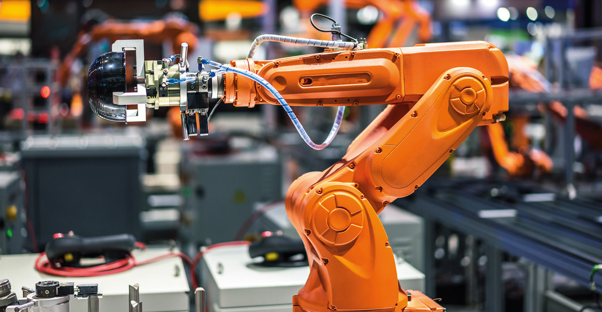 Automatisierung, Roboter