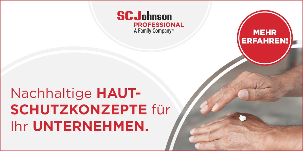 Hautsschutz SC Johnson