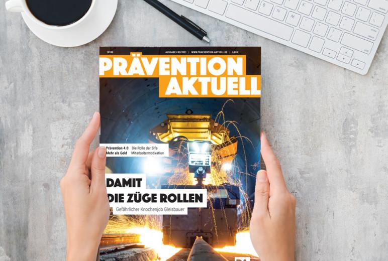 PRÄVENTION AKTUELL Ausgabe 3/2021